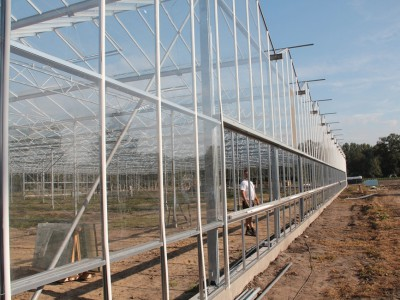 00003 Lochristi Belgie Kassenbouw Olsthoorn Greenhouse