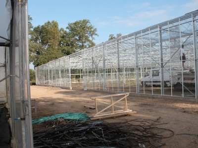 00018 Lochristi Belgie Kassenbouw Olsthoorn Greenhouse