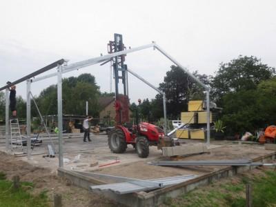 00003 Rockanje Nederland kassenbouw olsthoorn greenhouse