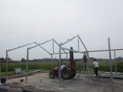00004 Rockanje Nederland kassenbouw olsthoorn greenhouse