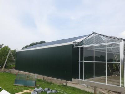 00007 Rockanje Nederland kassenbouw olsthoorn greenhouse