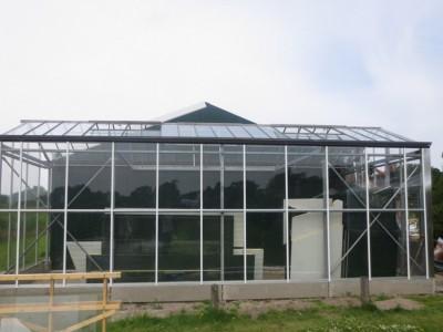 00008 Rockanje Nederland kassenbouw olsthoorn greenhouse