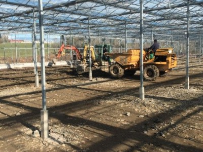 00016 Tandragee Northern Ireland Kassenbouw Olsthoorn Greenhouse Projects