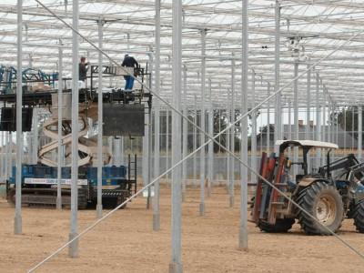 00040 Blaszki Polen kassenbouw olsthoorn greenhouse