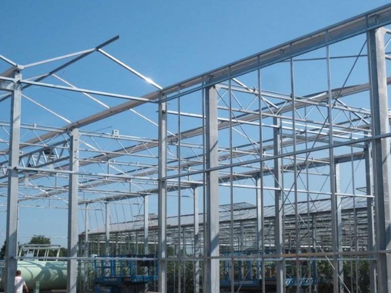 Straelen 5 Duitsland Kassenbouw Olsthoorn Greenhouse Projects 6