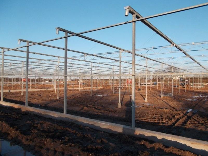Loughborough Engeland Kassenbouw Olsthoorn Greenhouse Projects 10