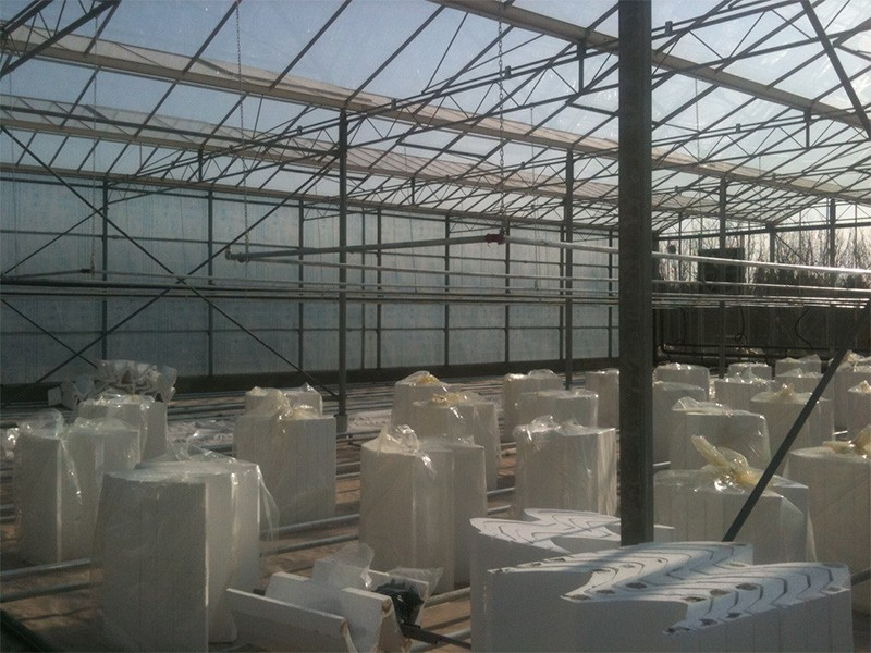 Tabriz iran Olsthoorn Greenhouse 2
