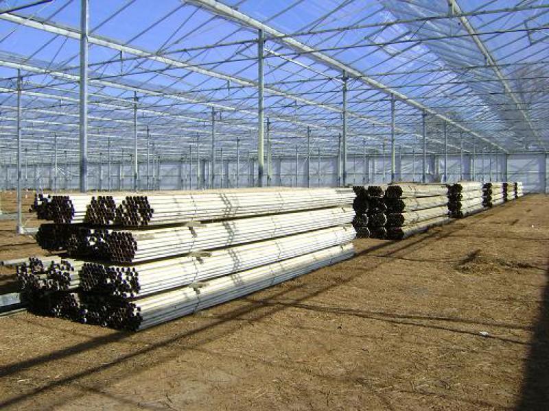 Aanbod materialen verwarming constructiebuis 51mm
